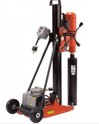 M-5 Heavy Duty Core Rig w/o Vacuum Pump