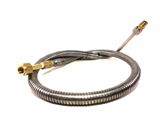 Flexible Hose Assembly, Saturation Hose