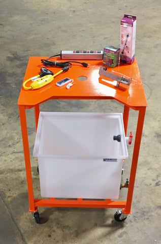 Density Weighing Table Complete