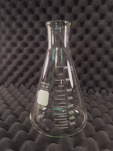 1000ml Erlenmeyer Wide-Mouth Flask