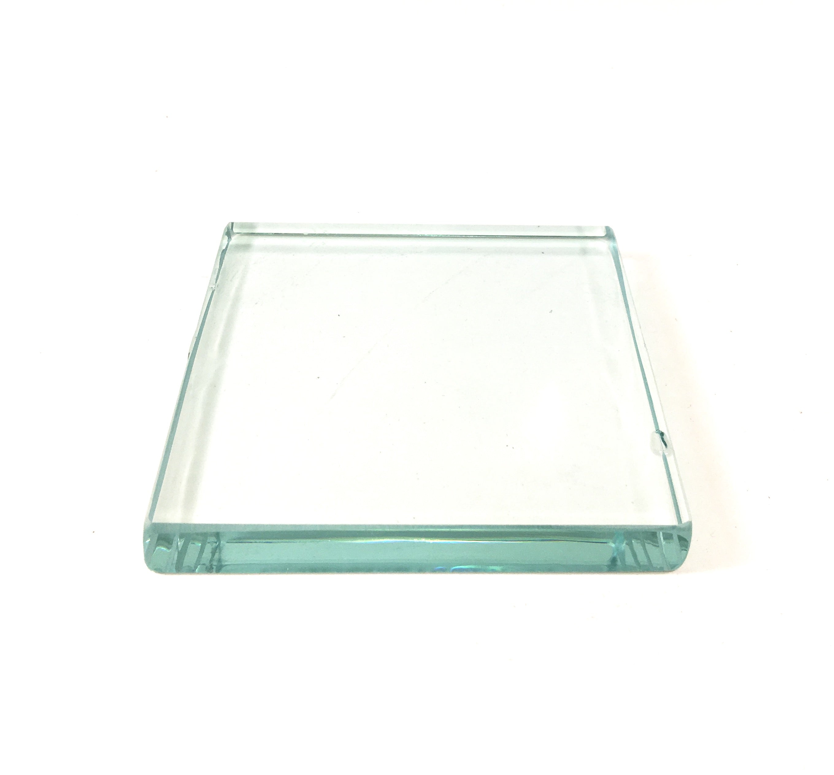 "4"" Glass Calibration Plate"