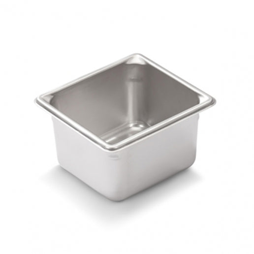 7'' x 6'' x 4'' Deep Stainless Steel Pan