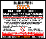 Sand Equivalent Stock Solution Concentrated - Avialable in 3 sizes
