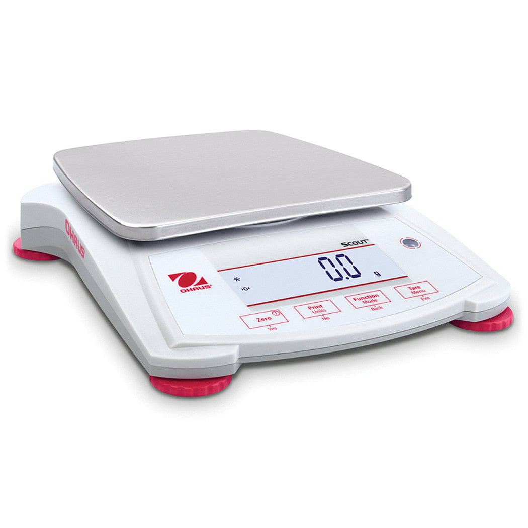 Ohaus® Scout SPX Series Portable Balances