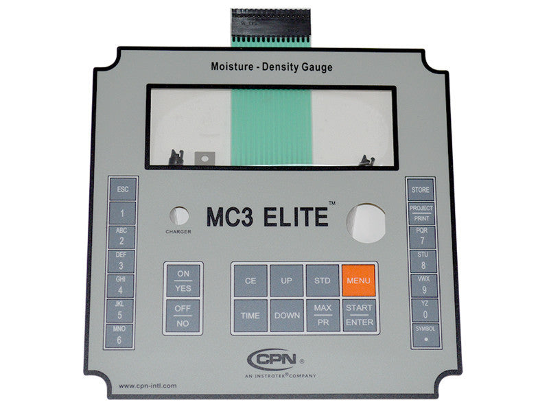 MC-3 Elite Keypad