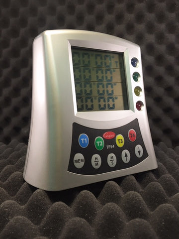 Timer, 4-Channel Multi-Station Digital