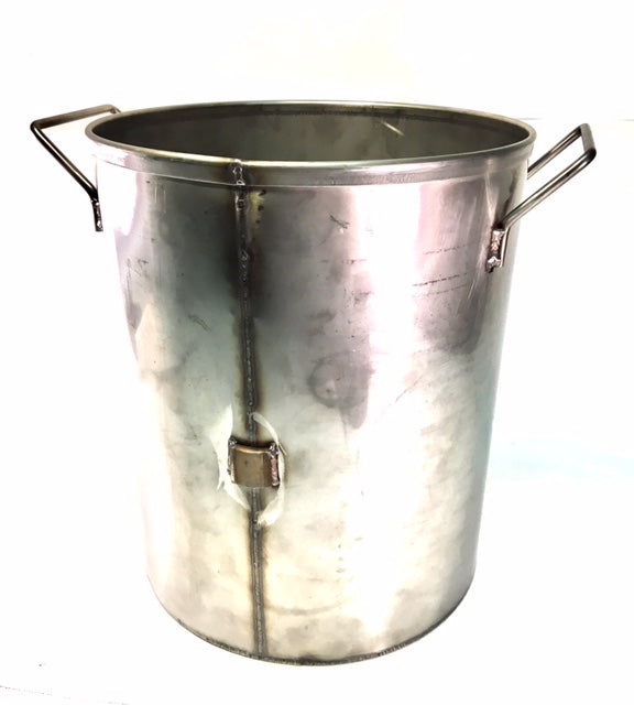 5 Gallon Stainless Steel Mixer Bucket
