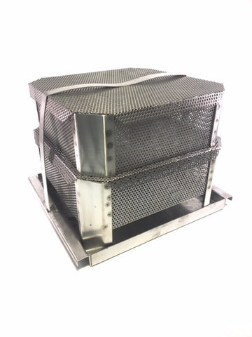 Sample Basket Assembly for NCAT Asphalt Furnace