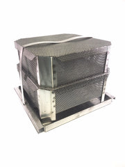 NCAT Furnace Basket Assembly