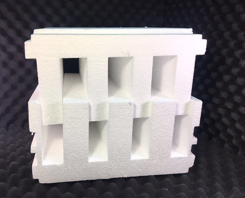 NCAT Chamber Support Blocks