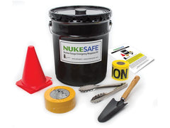 NukeSafe™ - Nuclear Gauge Emergency Response Kit