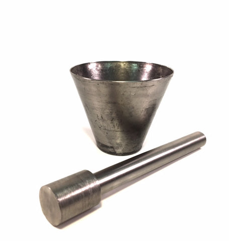 Cone and Tamper Only for Specific Gravity & Absorption of Fine Aggregate