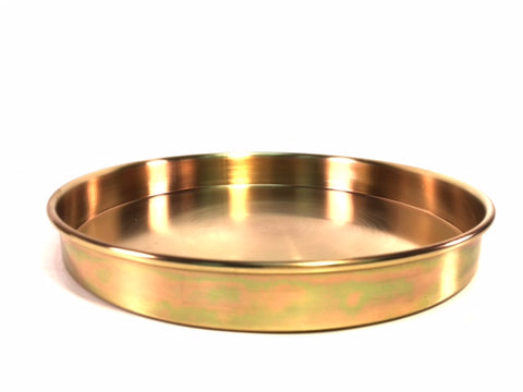 "8"" Sieve Pan, 1""Deep (Half Height)"