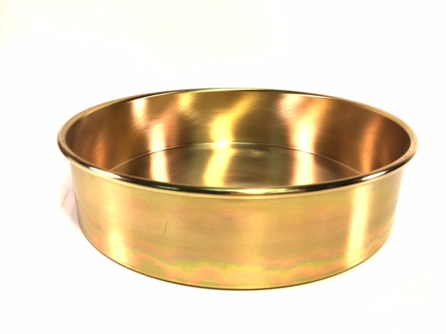 "8"" Sieve Pan, 2""Deep (Full Height)"
