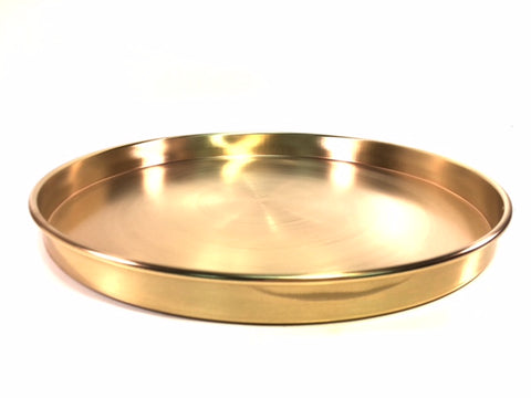 "12"" Sieve Pan, 1 "" Deep (Half Height)"