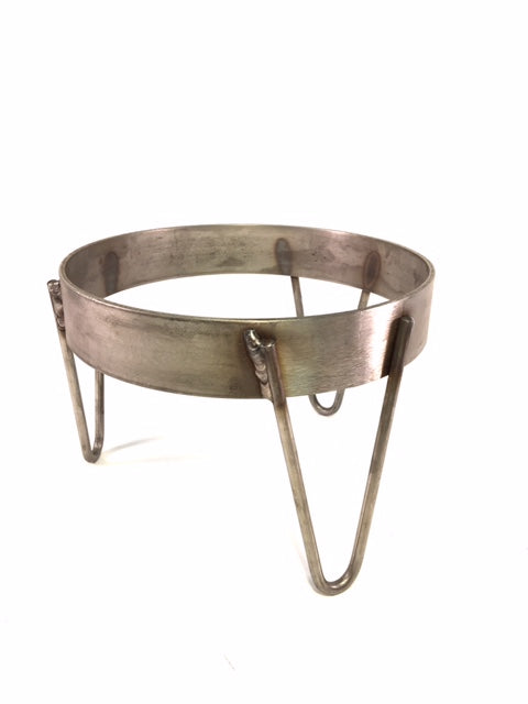 "8"" Stainless Steel Wet Washing Sieve Stand"