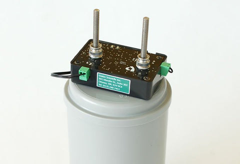 SmartBox™  Wireless Concrete Resistivity