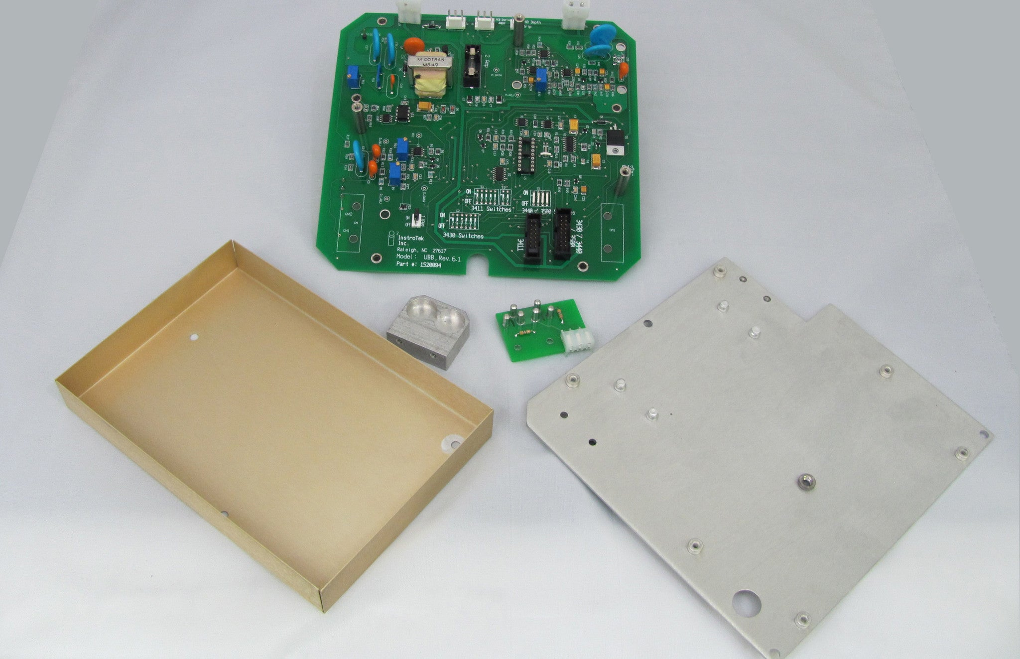 Universal Baseboard with Kit & High Voltage Module for 3430,3440 series