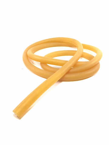 "Heavy-Wall 1/4"" Diameter Latex Vacuum Tubing Sold by the foot."