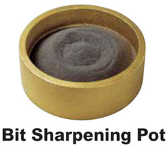 Core Bit Sharpening Pot