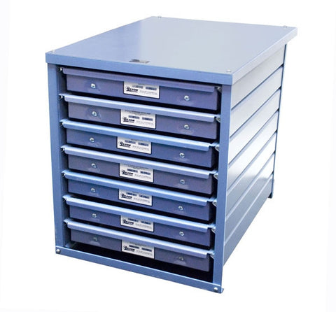 TS-1 / TS-2 Screen Tray Storage Rack