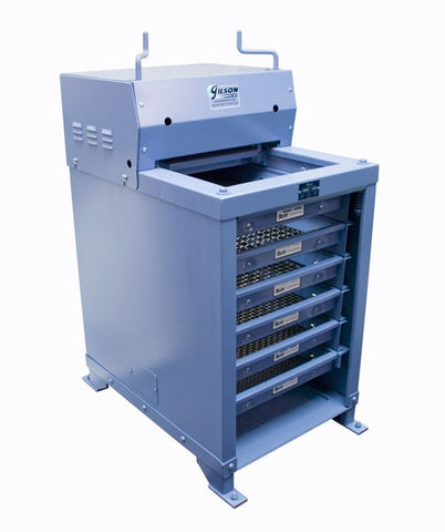 TS-2 Aggregate Screening Machine without Screens
