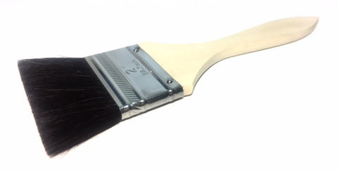 Extra-Fine, 2 Inch Bristle Brush
