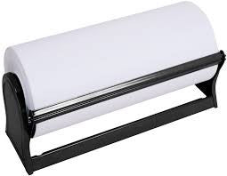 LabLease Paper Dispenser w/ Serrated Edge