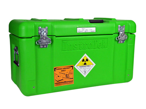 Molded Shipping Case - Type A - For Nuclear Density Gauges