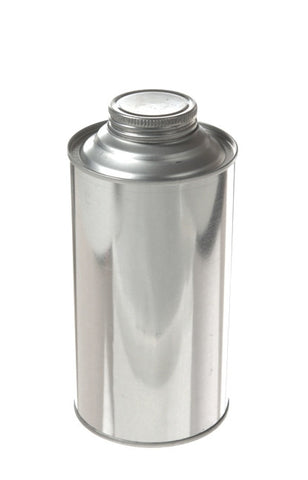 1 Quart Round Cone Top Binder with 3/4 inch Cap (1 Can)