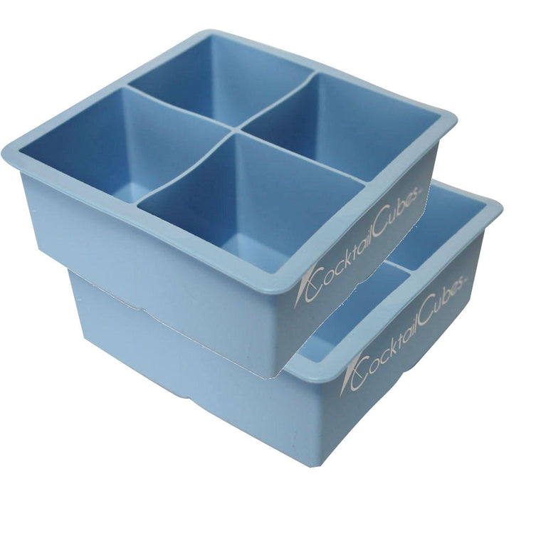 Cocktail Cube Blue 2.5