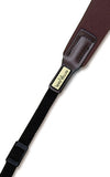 Vero Vellini Slip-proof Binocular Strap (Brown / Brown Leather)