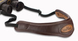 Vero Vellini Premium Contour Binocular Sling (Brown Leather)