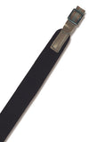 Vero Vellini Standard Rifle Sling (Black Neoprene / Brown Leather)