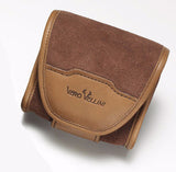 Vero Vellini Deluxe Cartridge Case (Brown Suede)