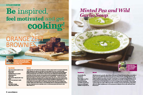 Be Inspired, Get Cooking!