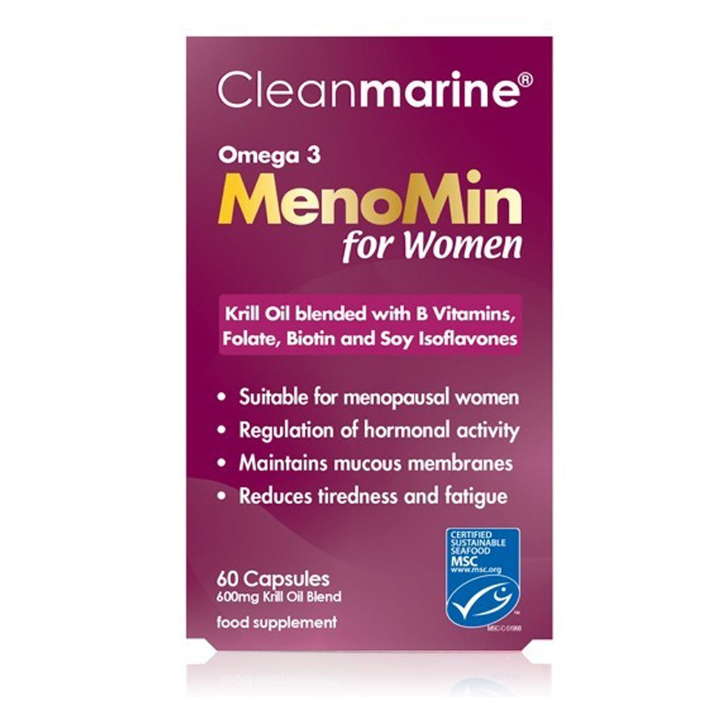 CleanMarine MenoMin for Women