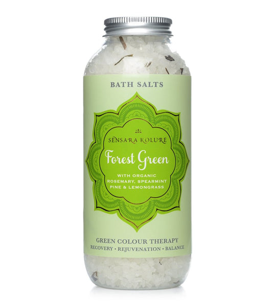 Forrest Green Aromatherapy Bath Salts