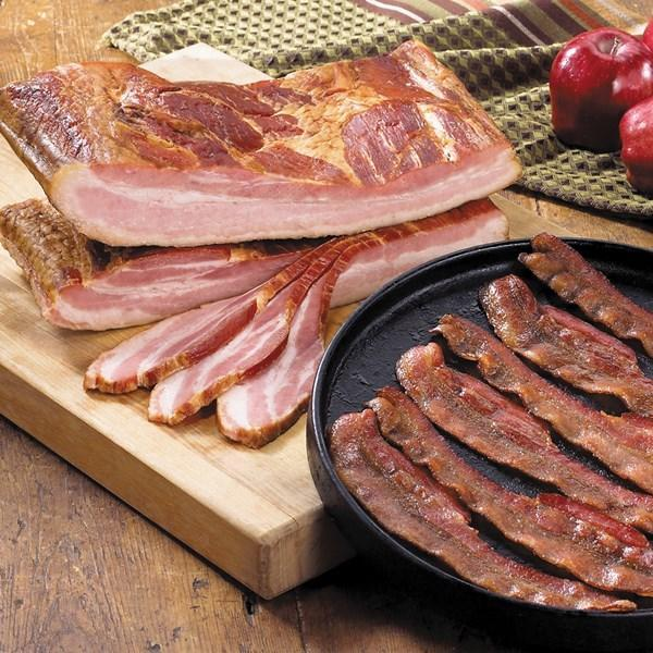 Berryman meat pork Berryman Farms Sliced Bacon - Sugar Free