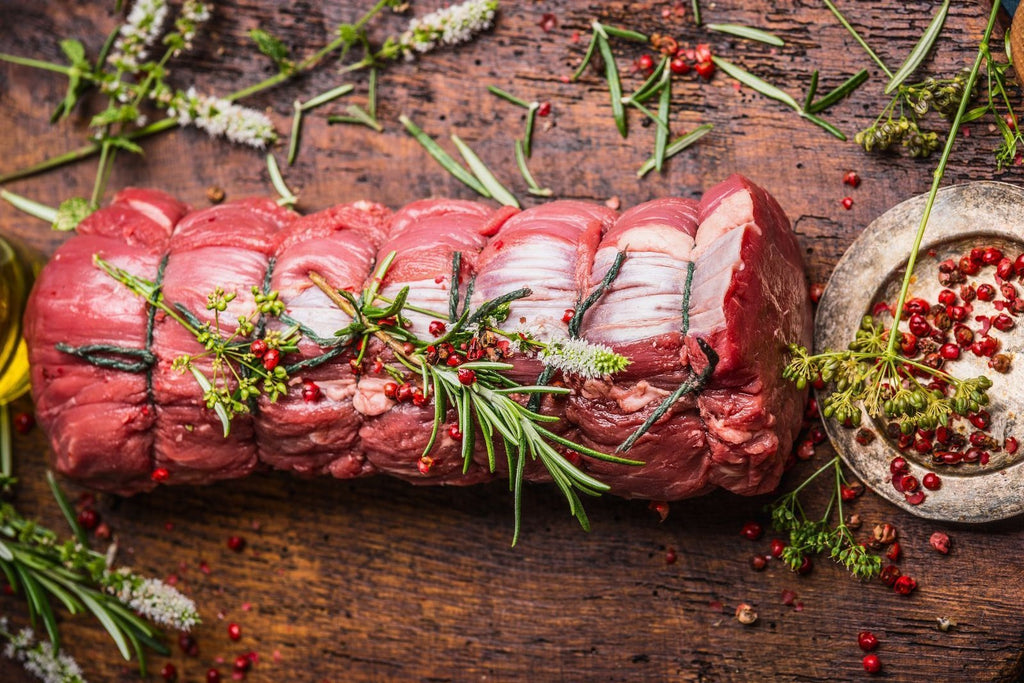 Berryman meat Round Roast - 3 lbs. / Package