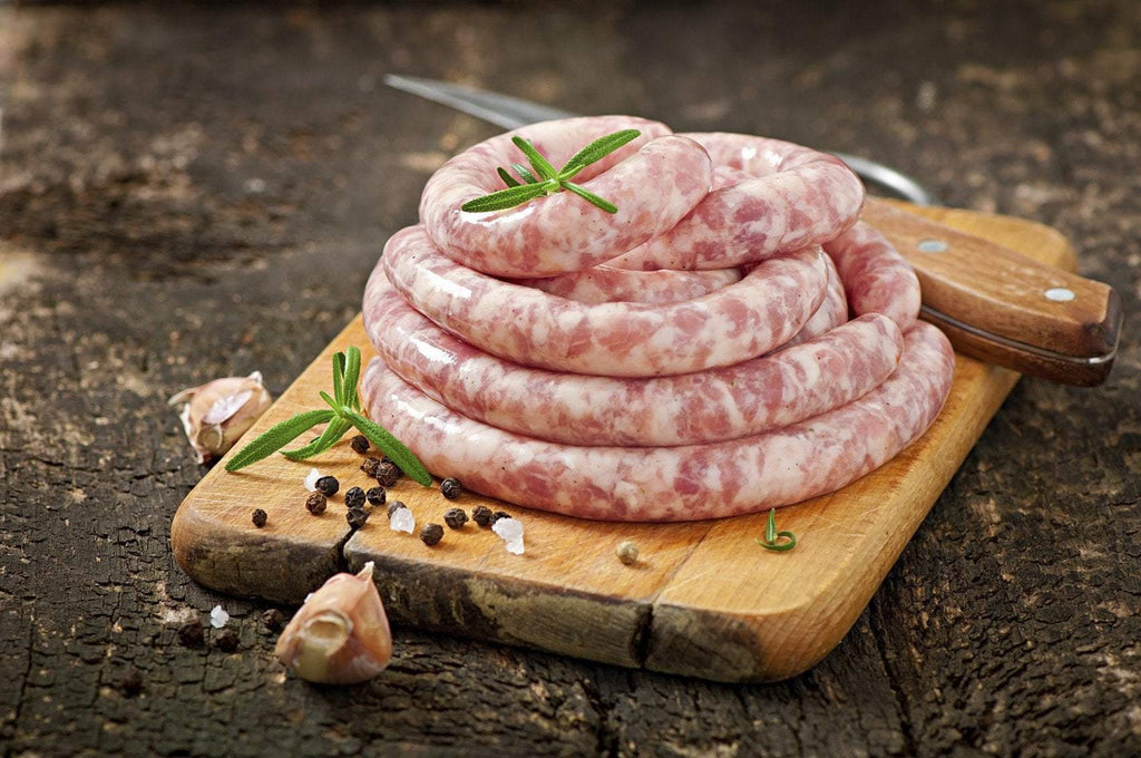 Berryman meat Fresh Sausage - Breakfast - approx. 1 lb / package