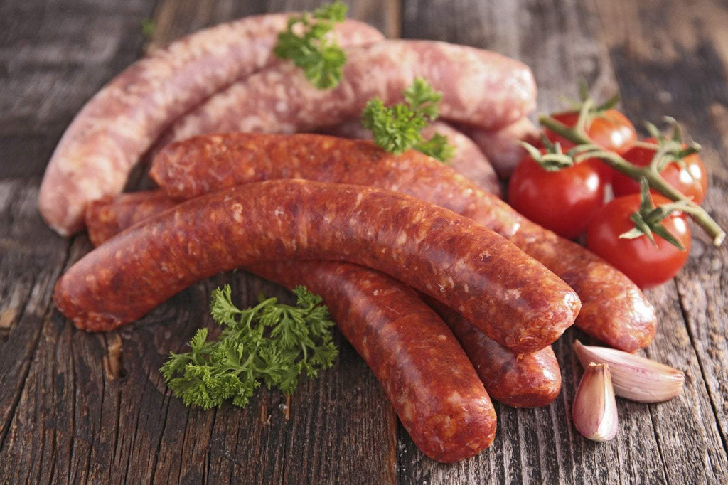 Berryman meat Fresh Sausage - Mild Italian - approx. 1 lb / package