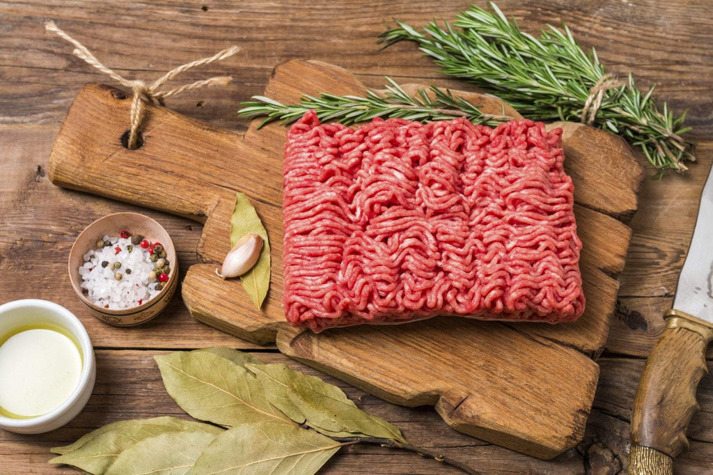 Berryman meat Lean Ground Pork - approx. 1 lb / package