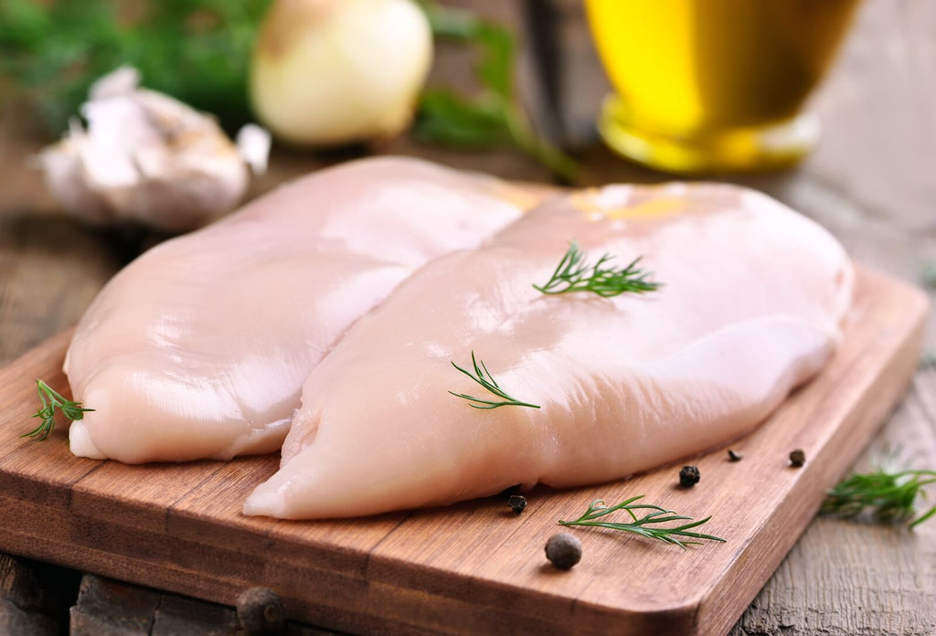 Berryman meat Local Chicken Breasts - Boneless Skinless - 1 lb / package
