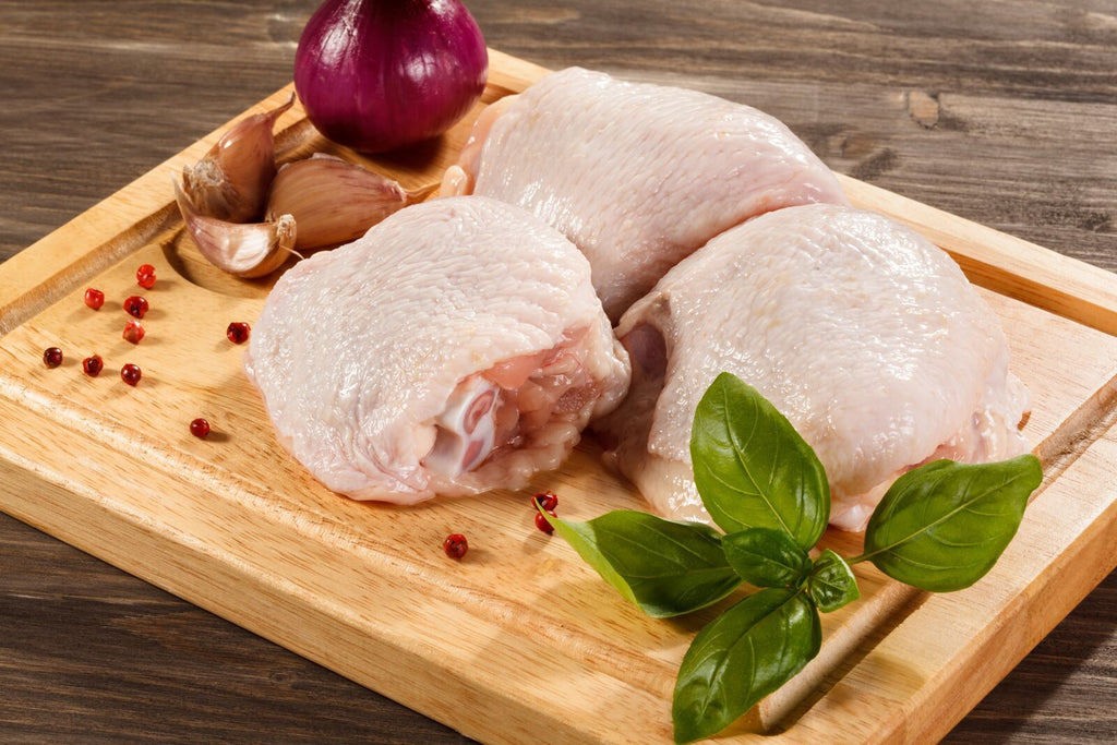 Berryman meat Local Chicken Thighs - 1 lb. / package