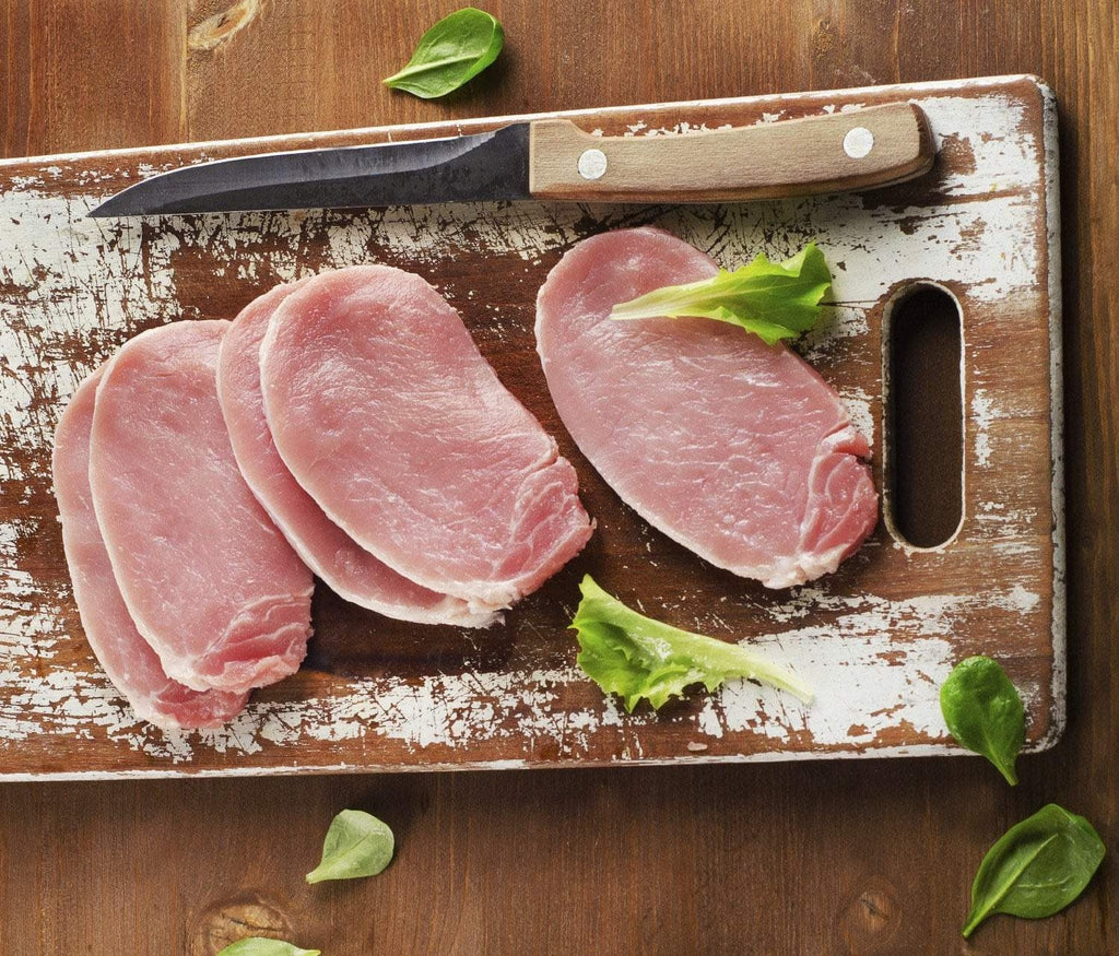 Berryman meat Loin Chops - Boneless - approx. 1 lb / package