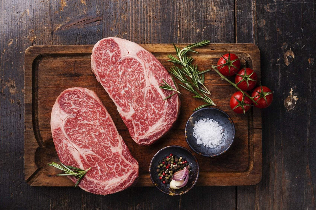 Berryman meat Rib Eye Steak - 12 oz. Steak / Package