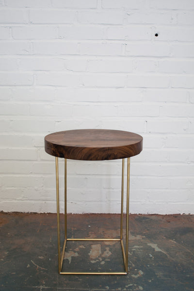 Crescent Side Table