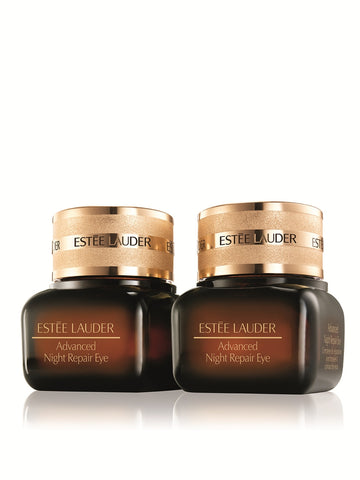 Advanced Night Repair Eyes Gel Crème Duo Travel Retail Set