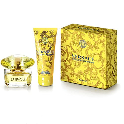 Yellow Diamond Travel Retail Set